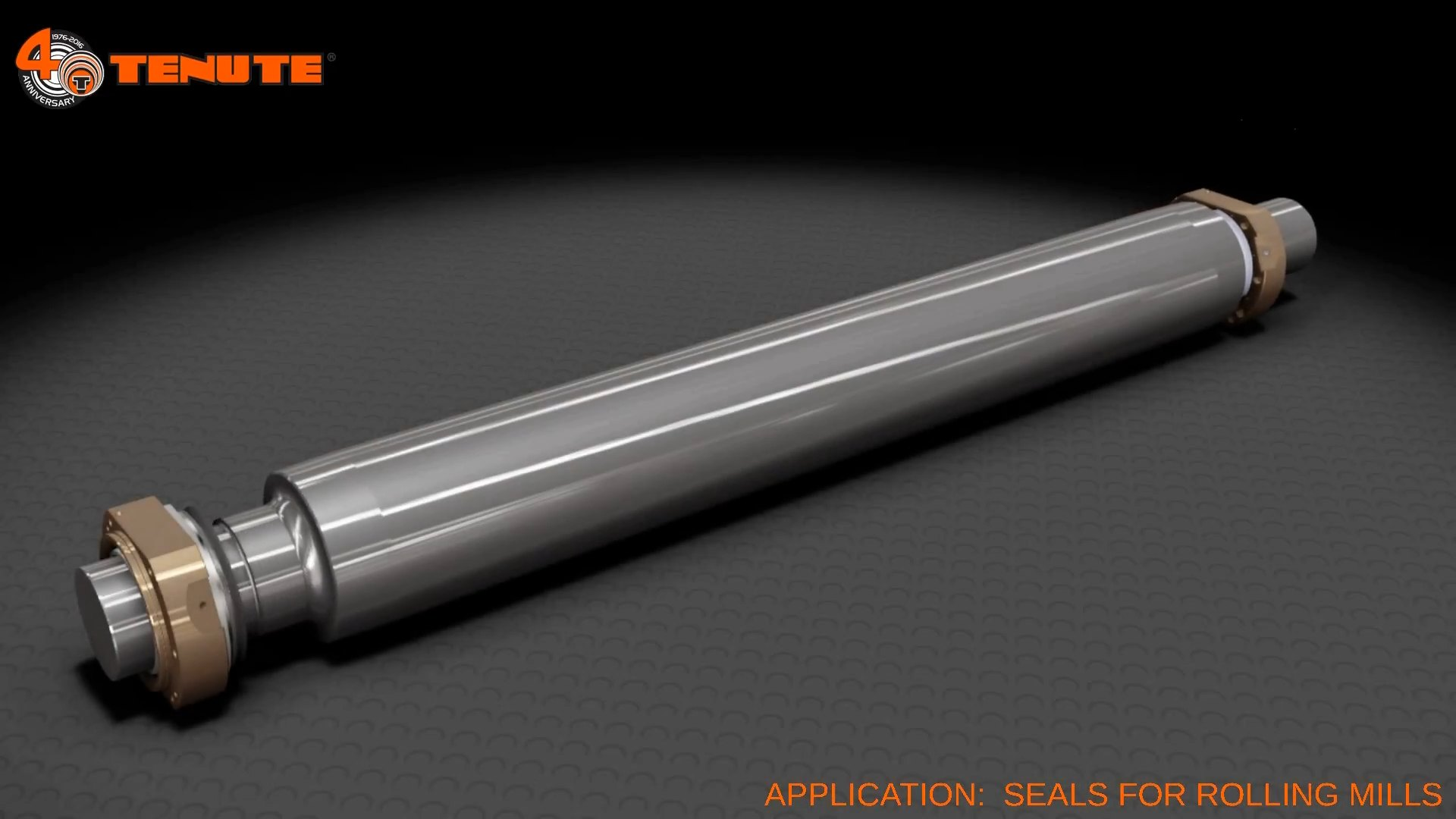 , Explainer video for TR/4 and TR/VO-I-PTV seals for rolling mills application, Tenute srl